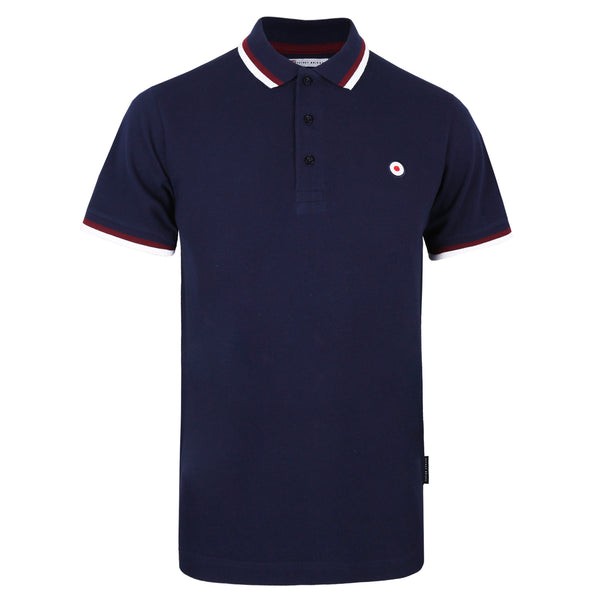 Terrace Polo Shirt - Navy