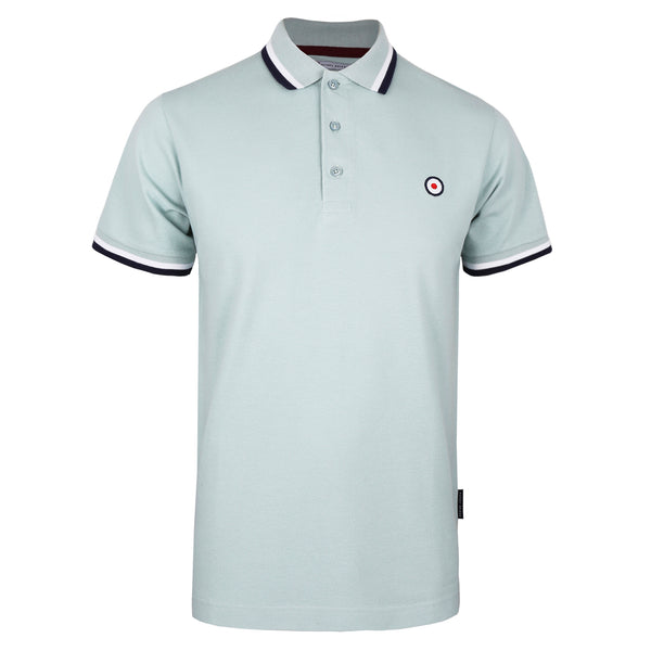 Terrace Polo Shirt - Teal