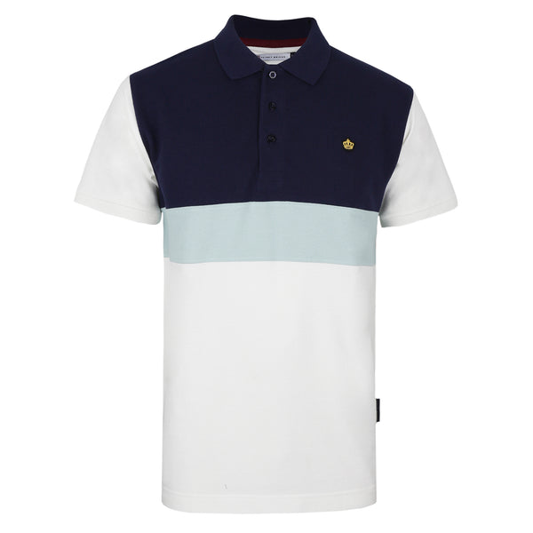 Earlsfield Polo Shirt - Vintage White