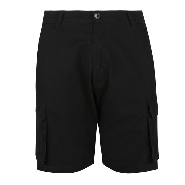 Bromley Cargo Shorts - Black