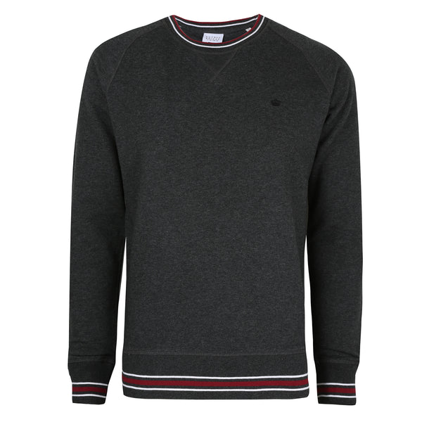 Chadwick Sweatshirt - Dark Heather Grey