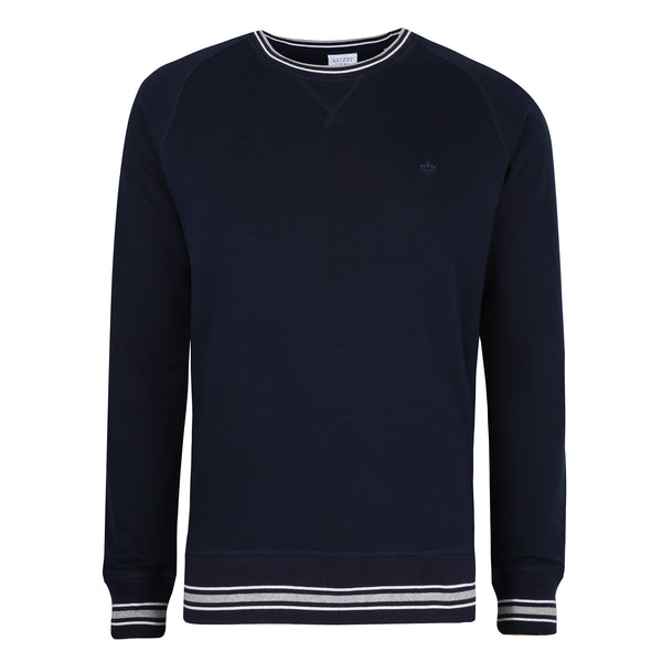 Chadwick Sweatshirt - French Navy