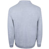 Portland Quarter Zip Sweatshirt - Grey Marl