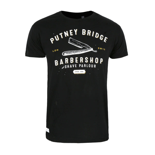Barbershop T-shirt - Black