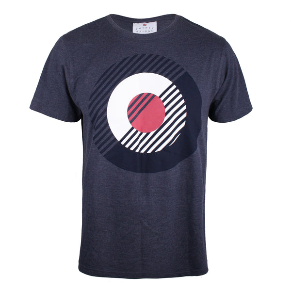 Bauhaus T-shirt - Dark Denim