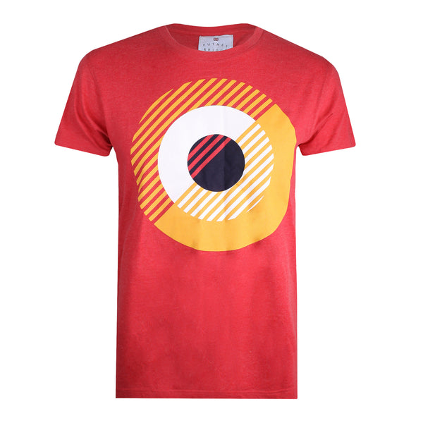Bauhaus T-shirt - Heritage Red