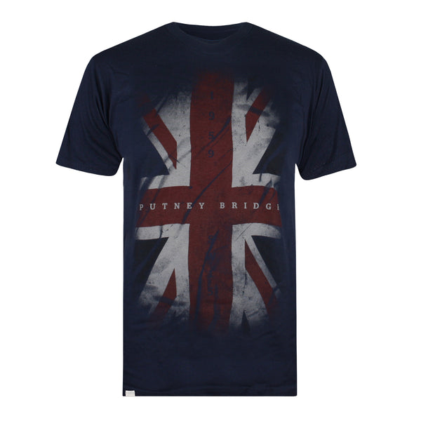 Union Jack 1959 T-shirt - Navy