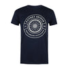 Cycle Emblem T-shirt - Navy