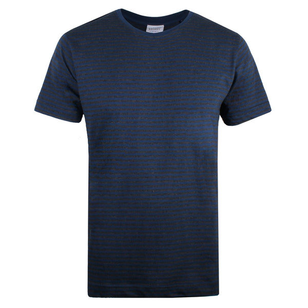 Signature T-Shirt - Navy Stripe