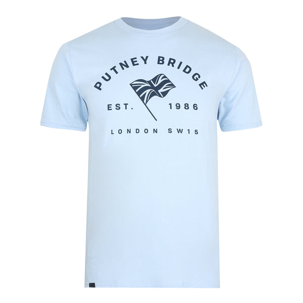 Enfield T-Shirt - Light Blue