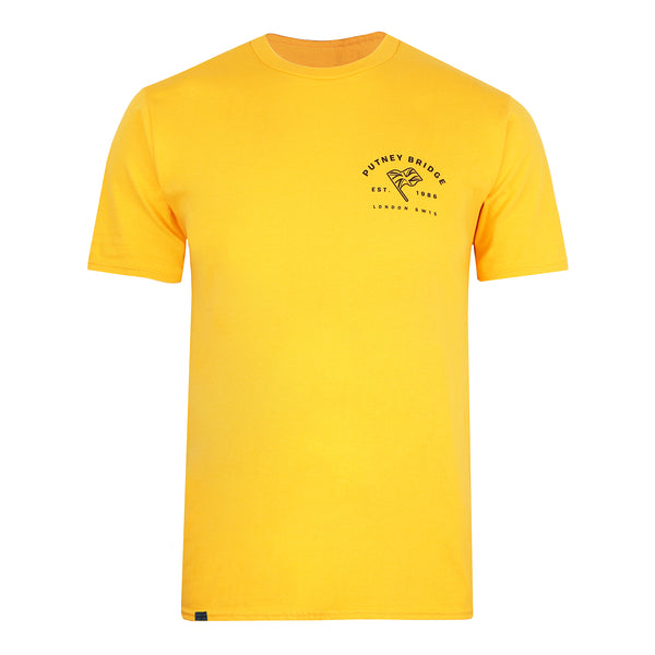Deptford T-Shirt - Gold