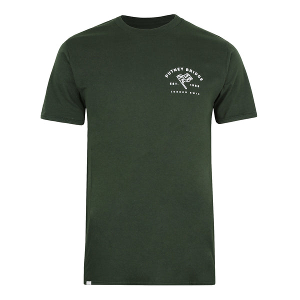 Deptford T-Shirt - Forest Green