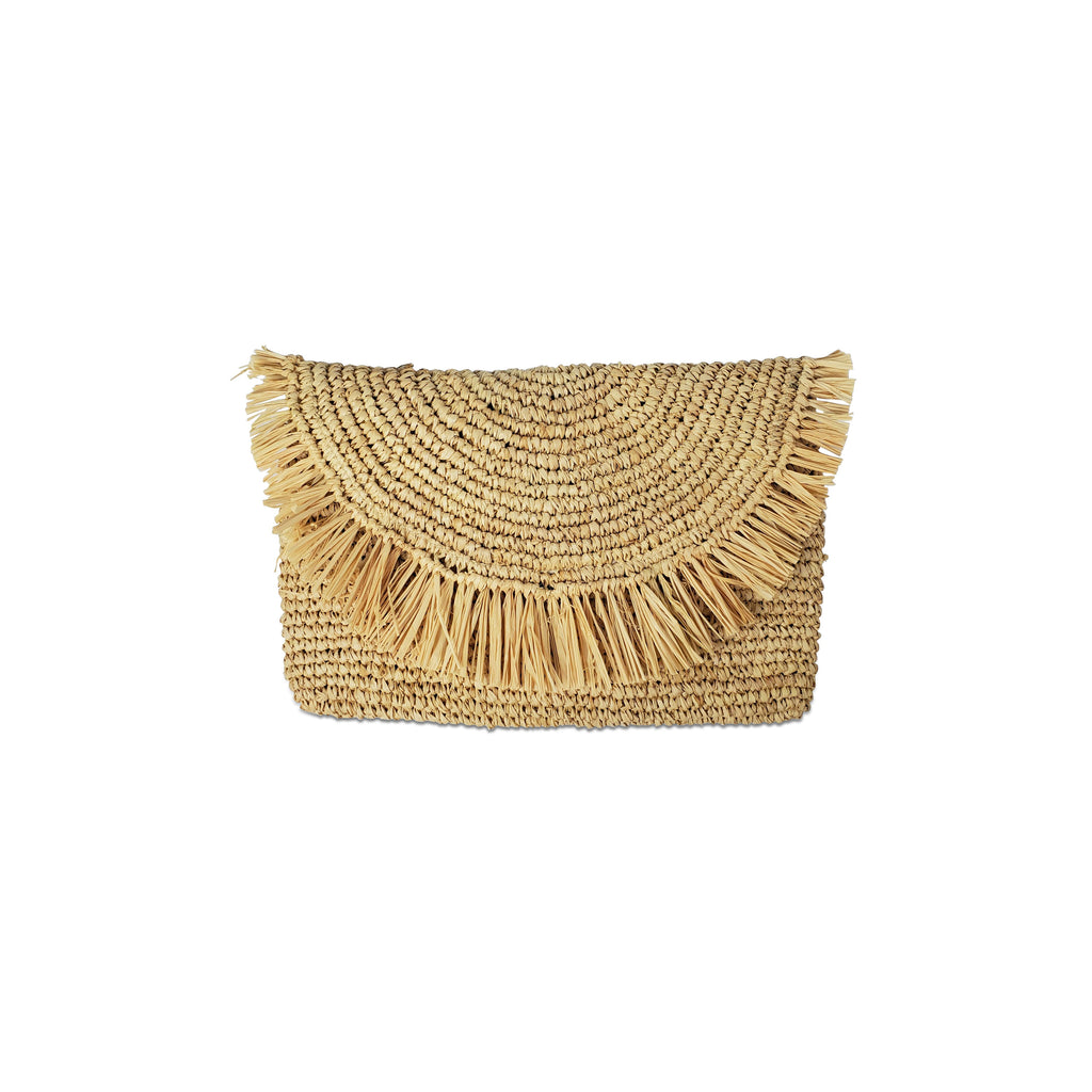 Sunburst Clutch