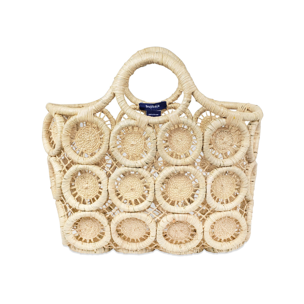 Small Medallion Tote