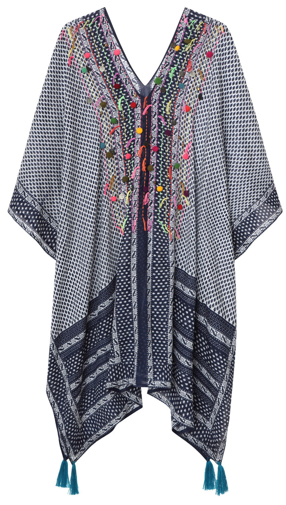 Playa Coverup Beach Kaftan