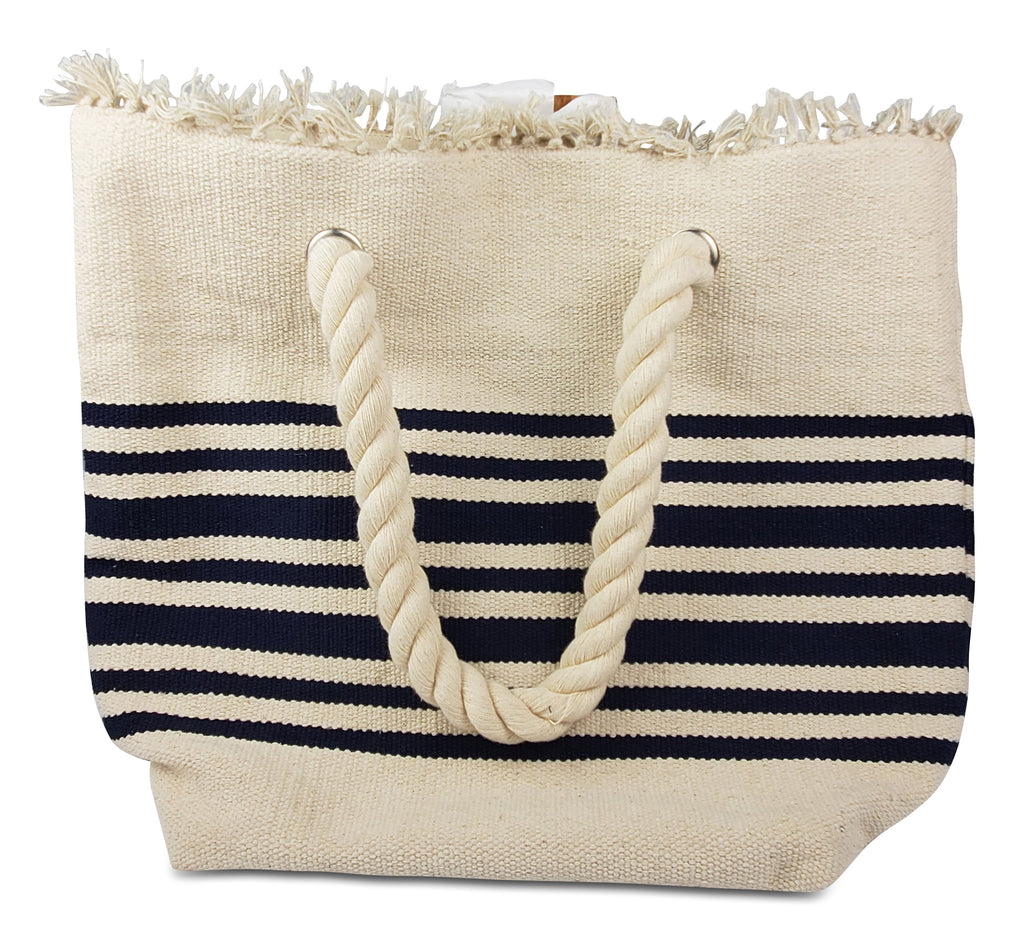 Rope Handle Tote