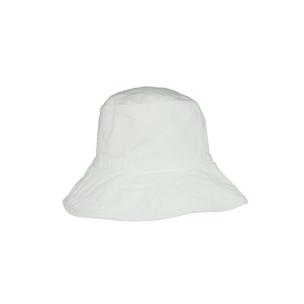 Washed Cotton Crusher- White