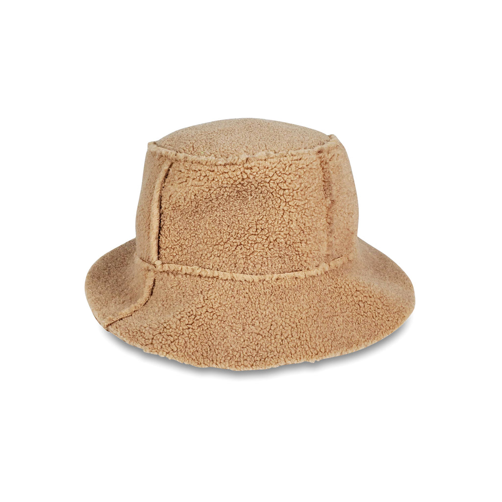 Faux Shearling Reversible Bucket