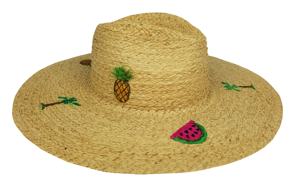 Tropical Party Hat