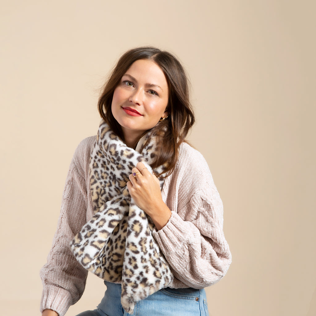 Luxe Pull Thru Scarf