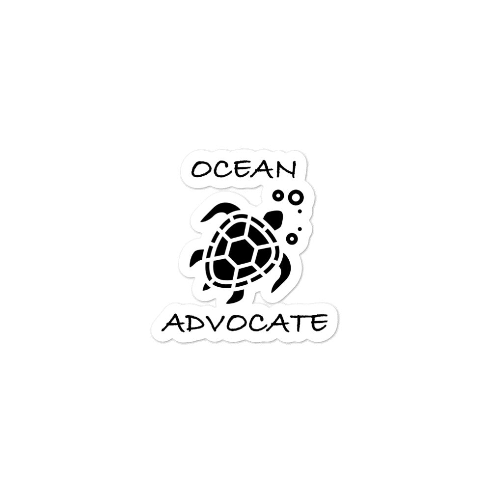 Ocean Advocate Sticker