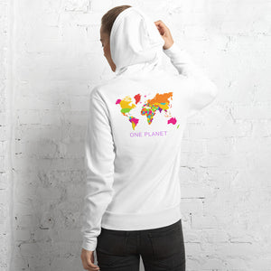 Load image into Gallery viewer, One Planet Hoodie