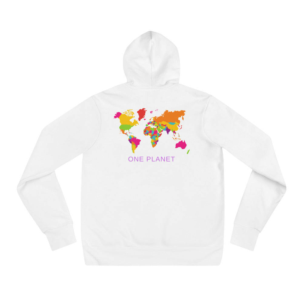 One Planet Hoodie