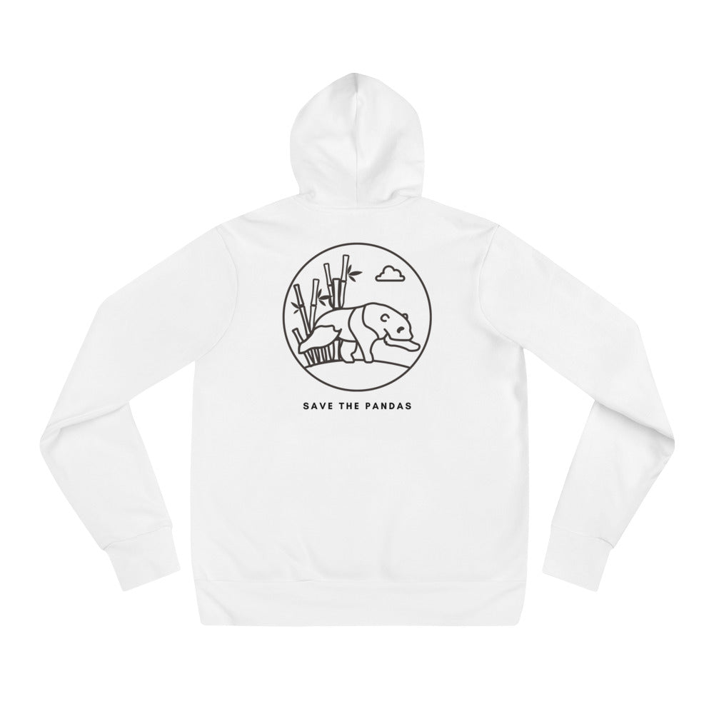 Save The Pandas Hoodie