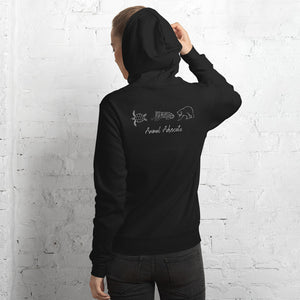 Load image into Gallery viewer, Animal Advocate Hoodie