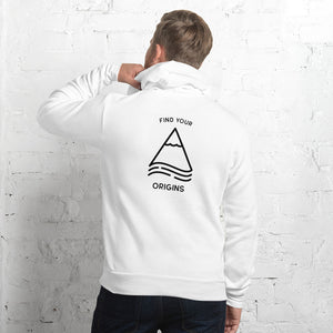 Find Your Origins Hoodie
