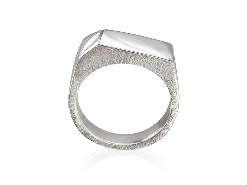 Pamela Lauz Jewellery - Facets Men's Ring