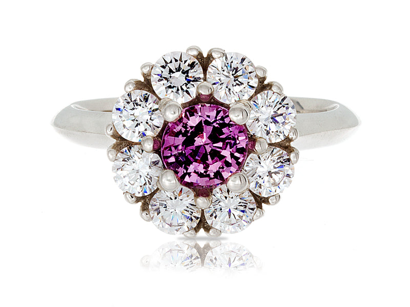 Pamela Lauz Jewellery - Bouquet Diamond Engagement Ring