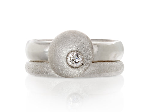 Pamela Lauz Jewellery - Dancing Dolci Diamond Ring