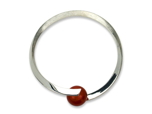Pamela Lauz Jewellery - Rhapsody Sea Bamboo Bangle