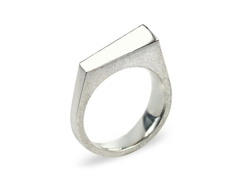 Pamela Lauz Jewellery - Facets Slide Ring