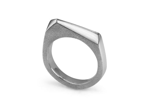 Pamela Lauz Jewellery - Facets Slim Ring