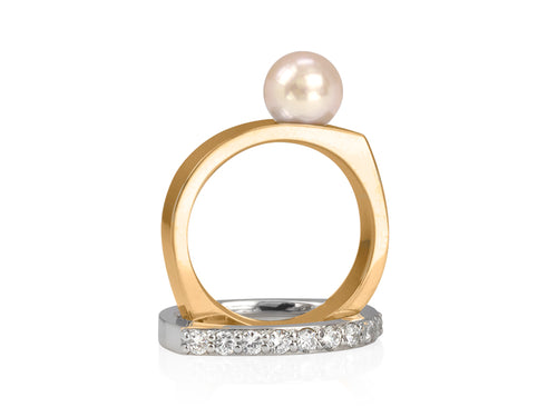 Pamela Lauz Jewellery - Kubo Stacking Rings
