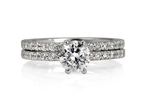 Pamela Lauz Jewellery - Eternity Wedding Rings