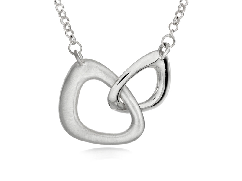 Pamela Lauz Jewellery - Terra Links Medium Pendant