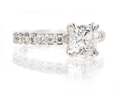 Apex Diamond Wedding Rings