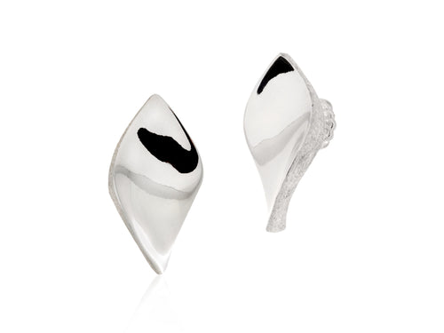 Pamela Lauz Jewellery - Laurel Long Stud Earrings