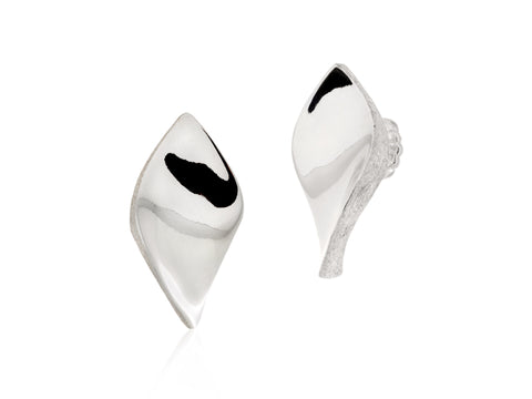 Rhapsody Silver Earrings