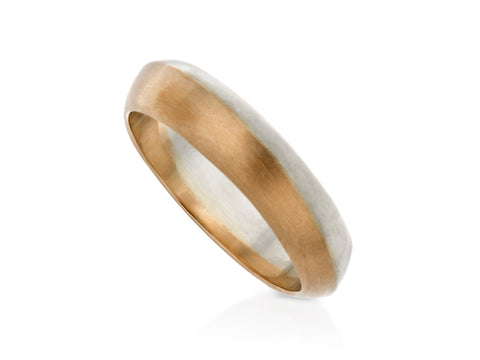 Edge Custom Stacking Rings