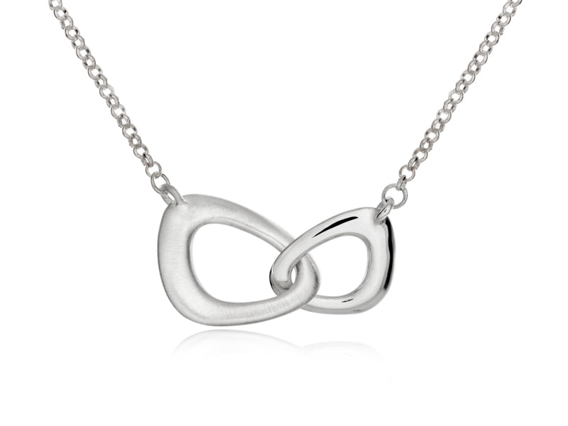 Pamela Lauz Jewellery - Terra Links Small Pendant