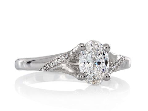 Levitas Engagement Ring