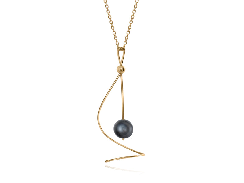 necklace black jewellers pendant everley freshwater products fine pearl london joy