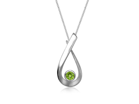 Mobius Twist Pendant and Ring