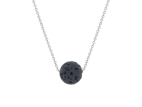 Terra Small Open Pebble Pendant