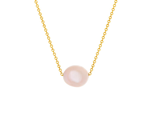 Element Pink Pearl Pendant