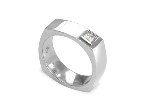 Vito's Kubo Mens Ring